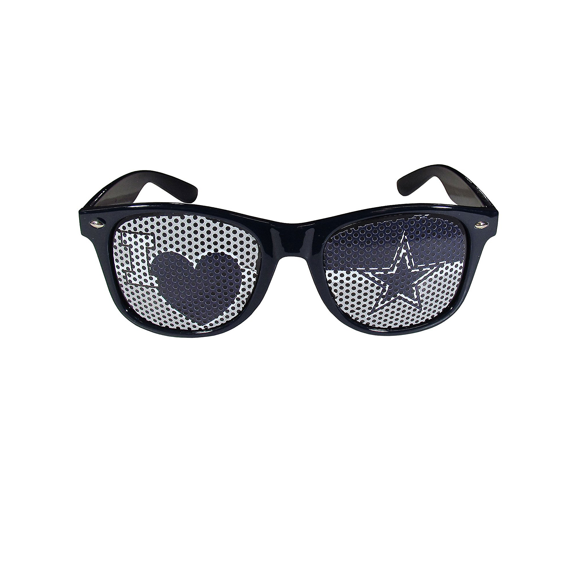 Dallas Cowboys I Heart Gameday Shades