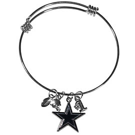 Dallas Cowboys Bangle Bracelet