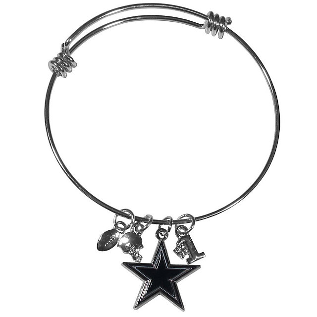Dallas Cowboys Bangle Bracelet