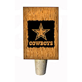 Beautiful Dallas Cowboys Bottle Stop