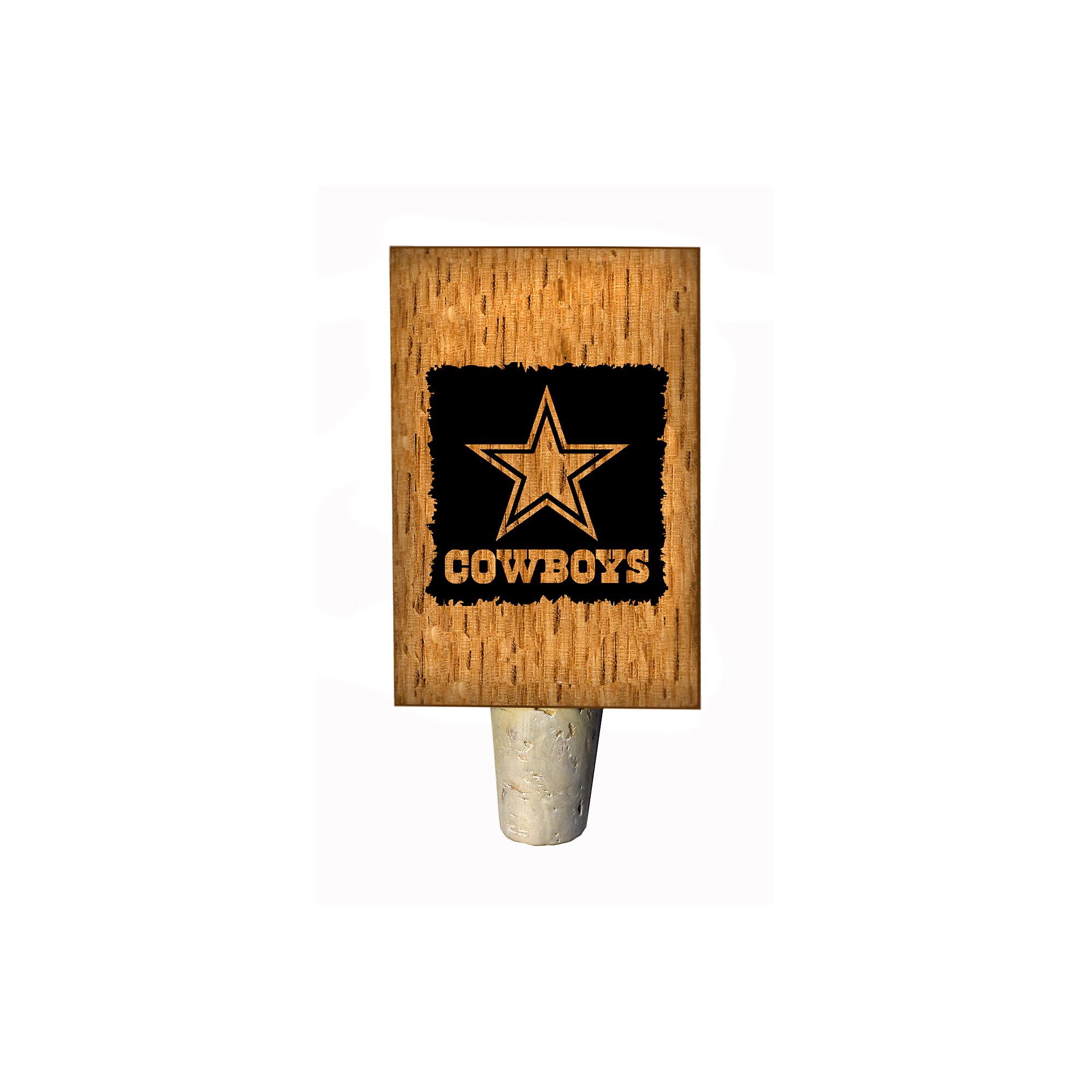 Dallas Cowboys Bottle Stopper