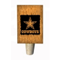 Dallas Cowboys Bottle Stopper