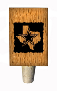 Dallas Cowboys State Bottle Stop