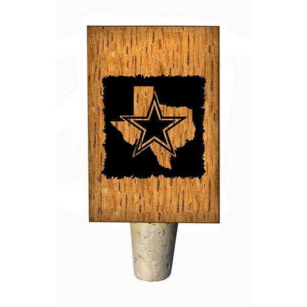 Dallas Cowboys State Bottle Stop