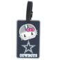 Dallas Cowboys Hello Kitty Helmet Soft Bag Tag