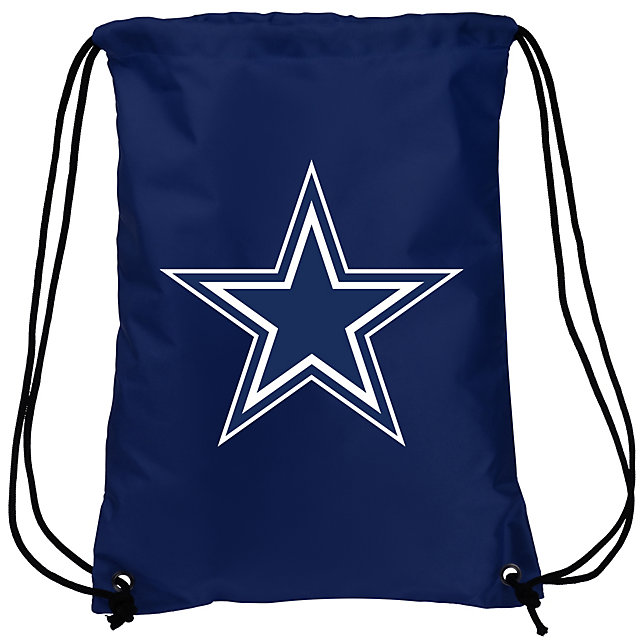 Dallas Cowboys Double Sided Drawstring Backpack