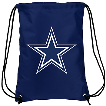 Dallas Cowboys Double Sided Drawstring Bag