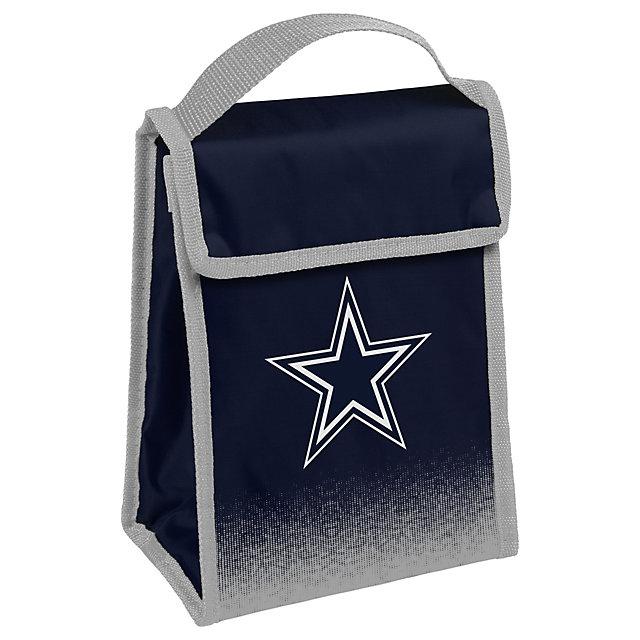 Dallas Cowboys Gradient Velcro Lunch Bag
