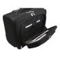 Dallas Cowboys Wheeled Black Laptop Overnighter Bag