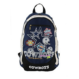 Dallas Cowboys Patches Backpack
