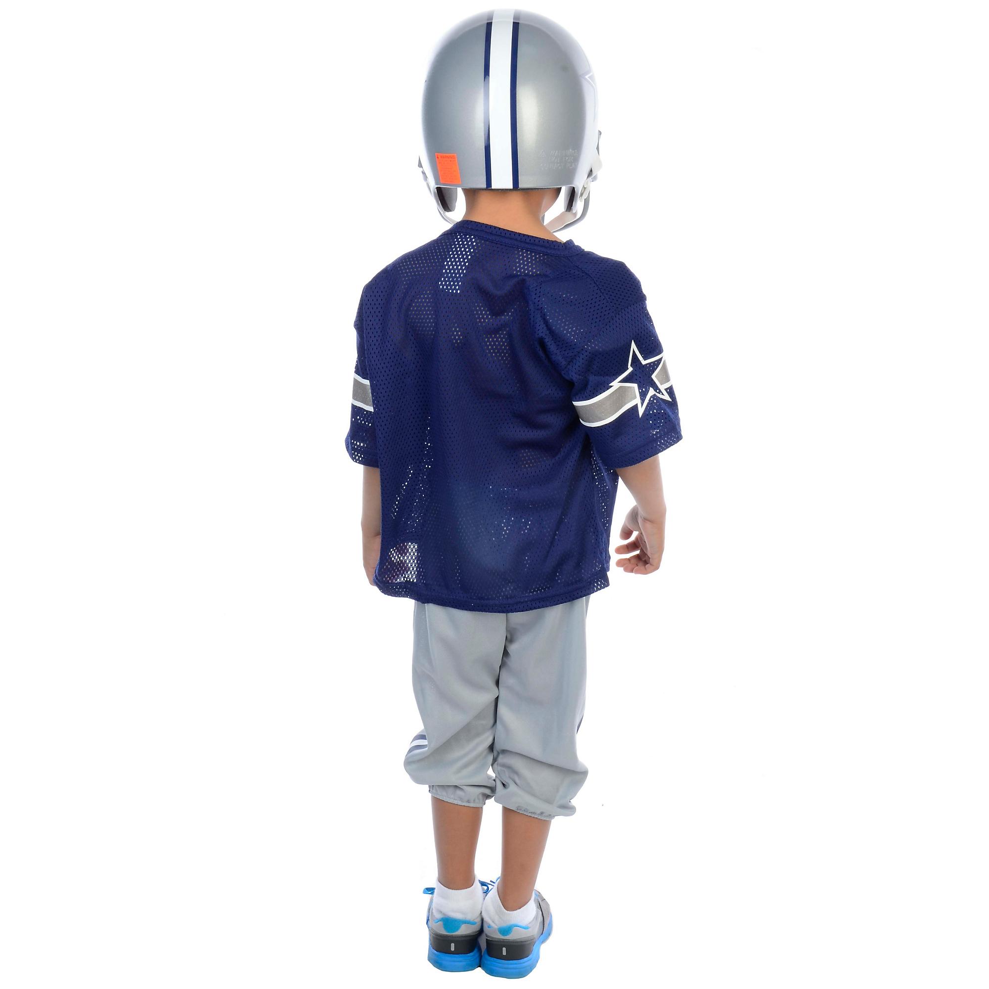 new concept 0f954 2042c Dallas Cowboys Kids Delux Uniform Set | Fans United