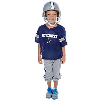 Dallas Cowboys Kids Delux Uniform Set