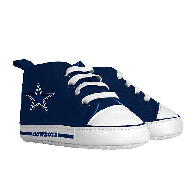 049886c1105 Dallas Cowboys High-Top Pre-Walkers | Fans United