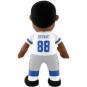 """Dallas Cowboys Dez Bryant 10"""" White Jersey Bleacher Creature"""
