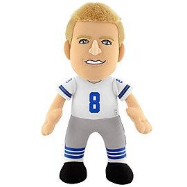 """Dallas Cowboys Troy Aikman 10"""" White Jersey Bleacher Creature"""