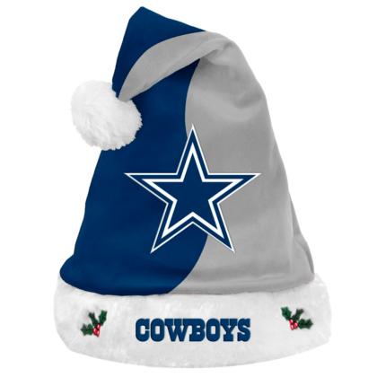Dallas Cowboys Christmas Hat.Dallas Cowboys Basic Santa Hat Dallas Cowboys Pro Shop