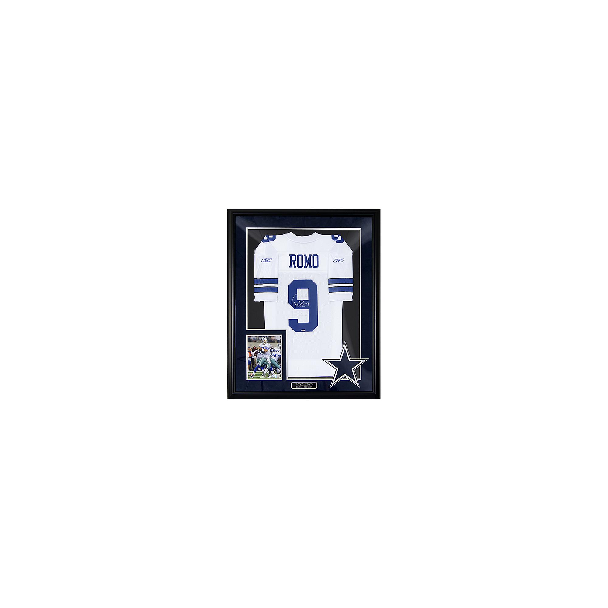 Dallas Cowboys Tony Romo Autograph Home Jersey  43146ef0e