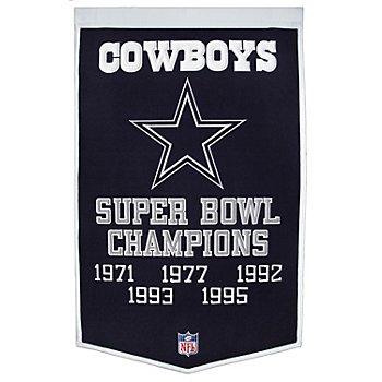 Dallas Cowboys  Dynasty Banner