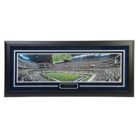 Dallas Cowboys AT&T Stadium Framed Panoramic Photo