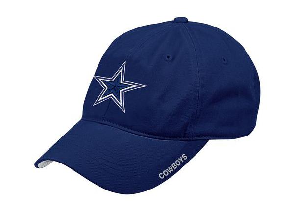 Dallas Cowboys Basic Slouch Cap