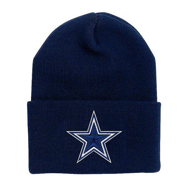 Dallas Cowboys Youth Basic Knit Hat