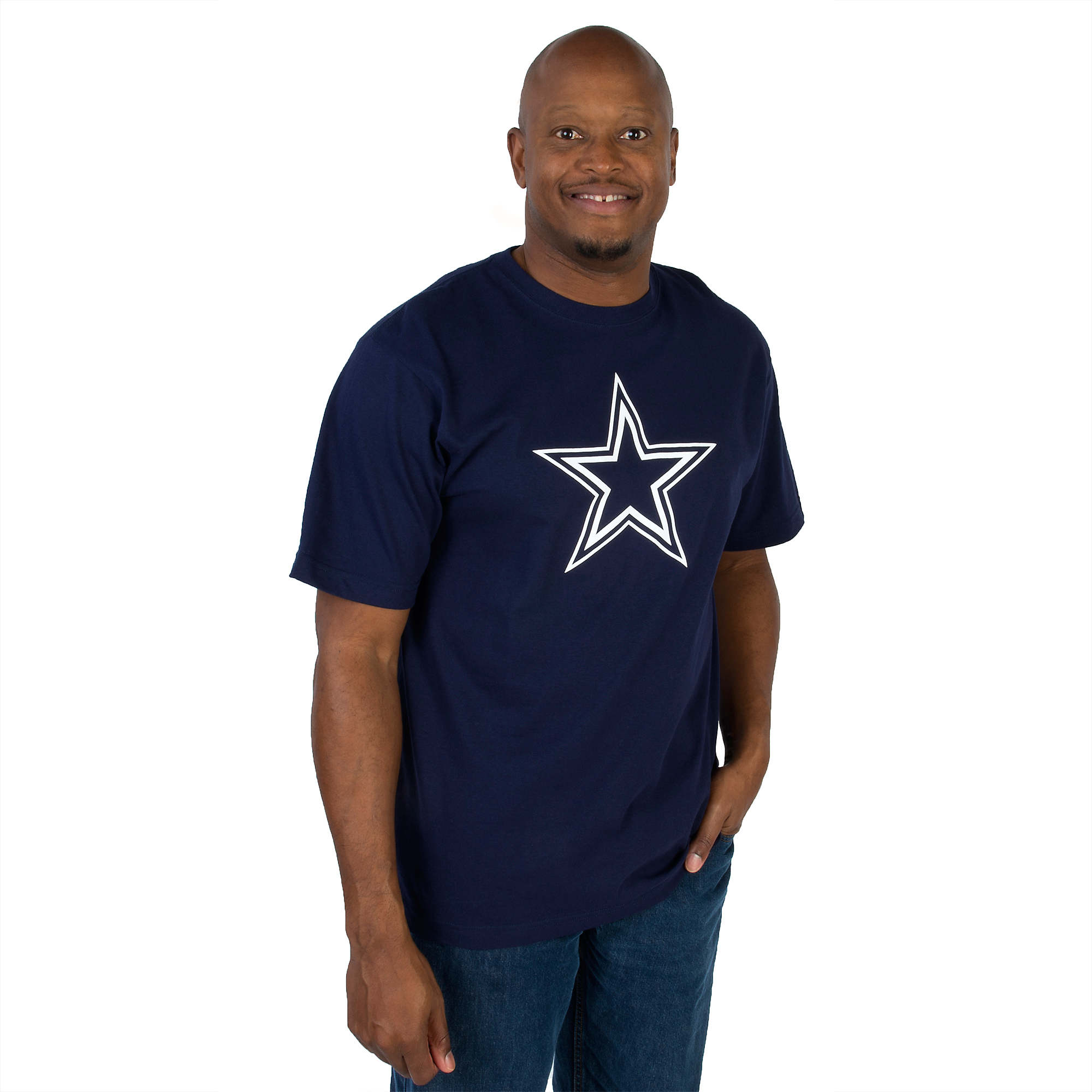 Dallas Cowboys Logo Premier T-Shirt