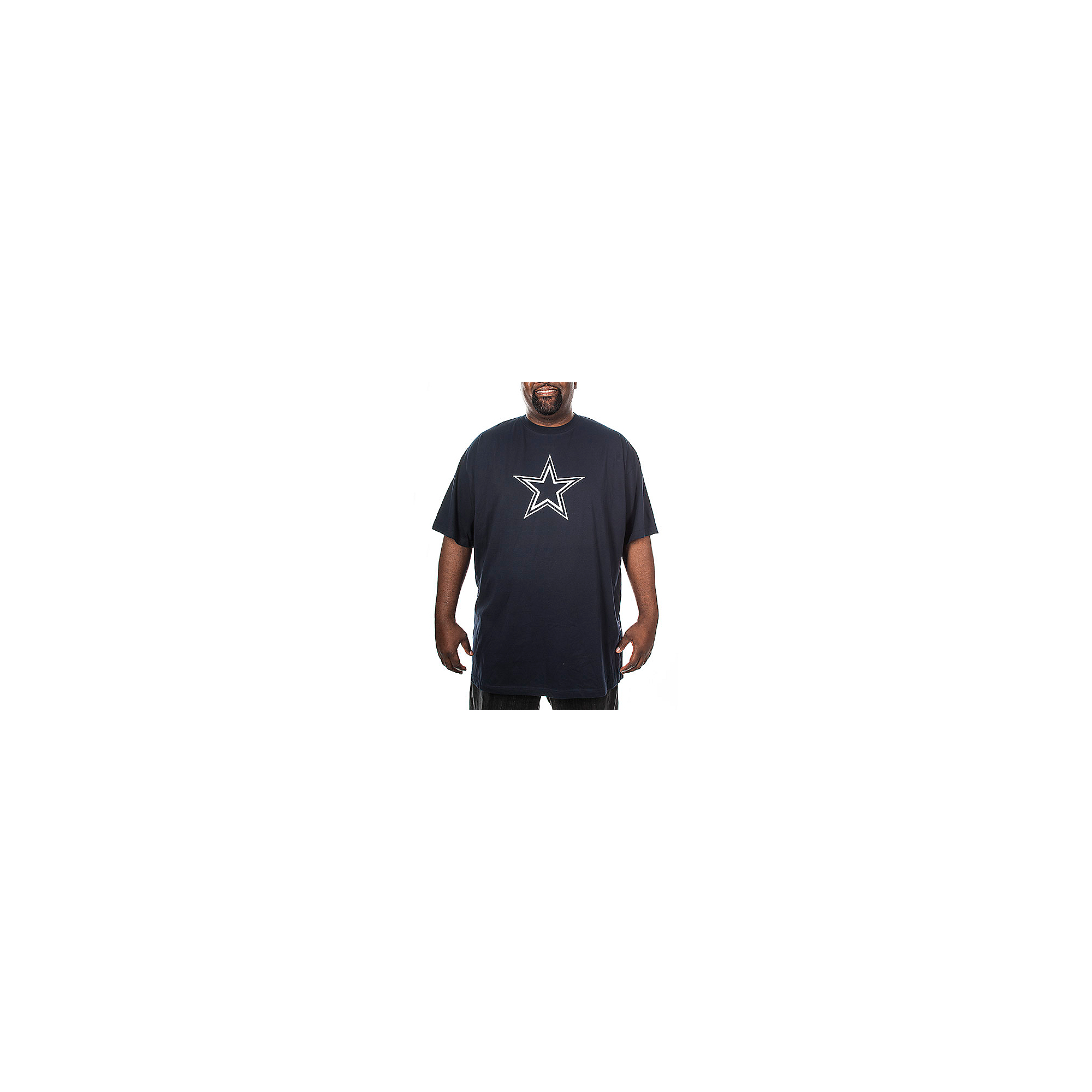 Dallas Cowboys Big and Tall Logo Premier T-Shirt