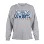 Dallas Cowboys Youth Practice Long Sleeve Tee