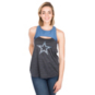 Dallas Cowboys Shock Abby Tank