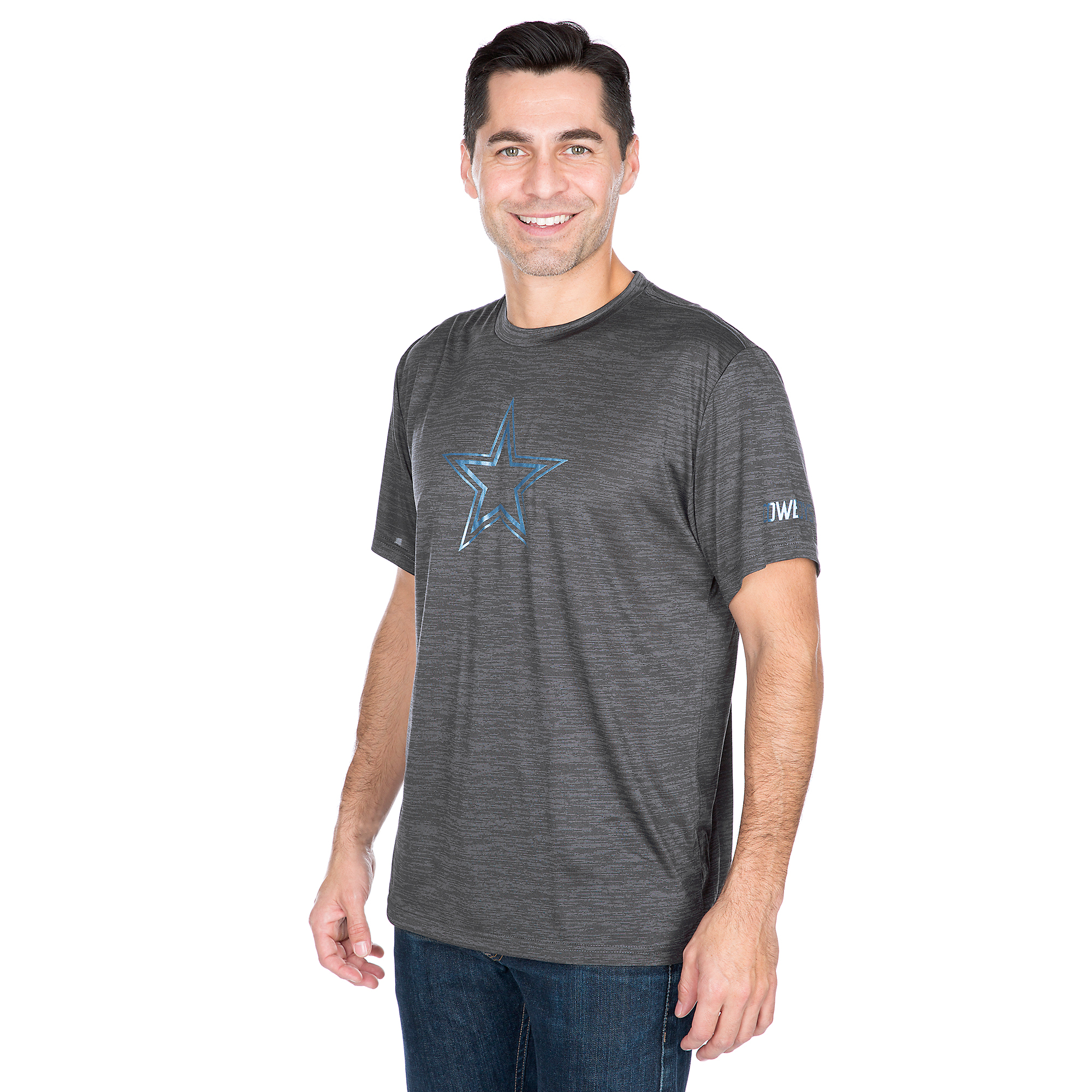 Dallas Cowboys Shock Apollo Short Sleeve Tee
