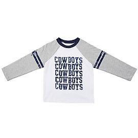 Dallas Cowboys Toddler Blitz Tee