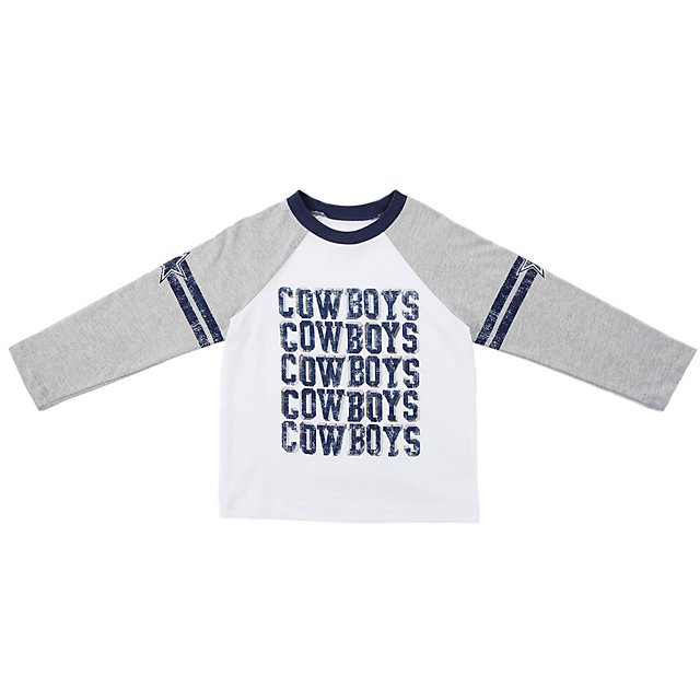 Dallas Cowboys Toddler Blitz Tee