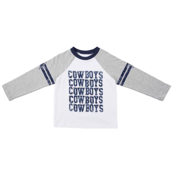 Dallas Cowboys Infant Blitz Tee