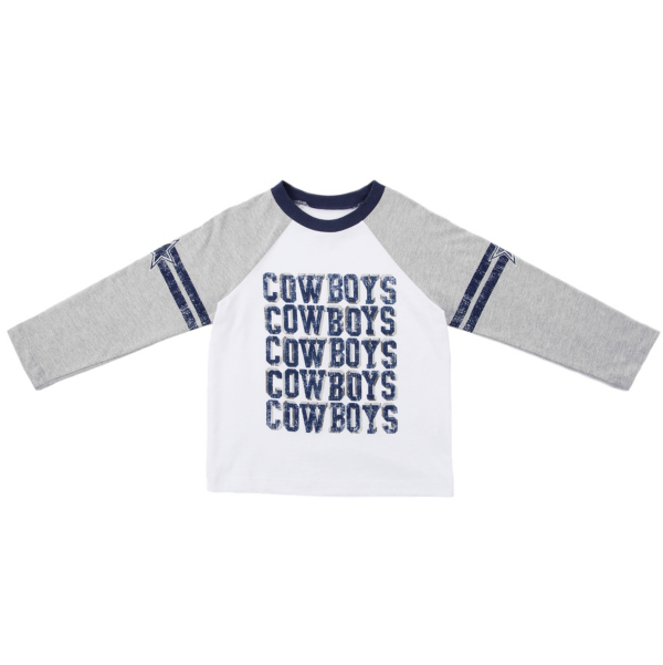 Dallas Cowboys Infant Blitz Tee