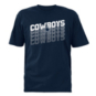 Dallas Cowboys Youth Blurred Lines Tee