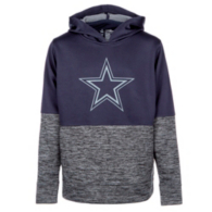 Dallas Cowboys Youth Chase Hoody