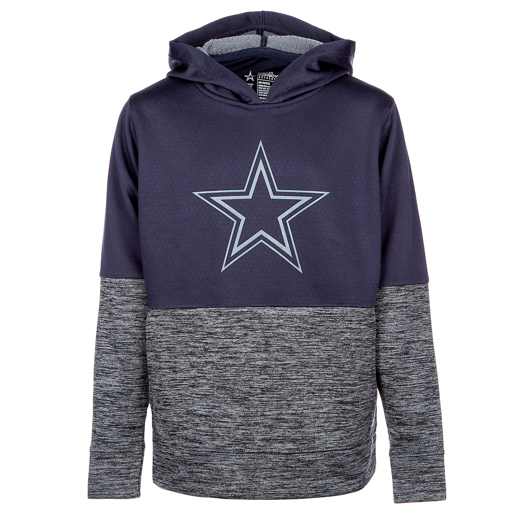 Dallas Cowboys Youth Chase Hoody