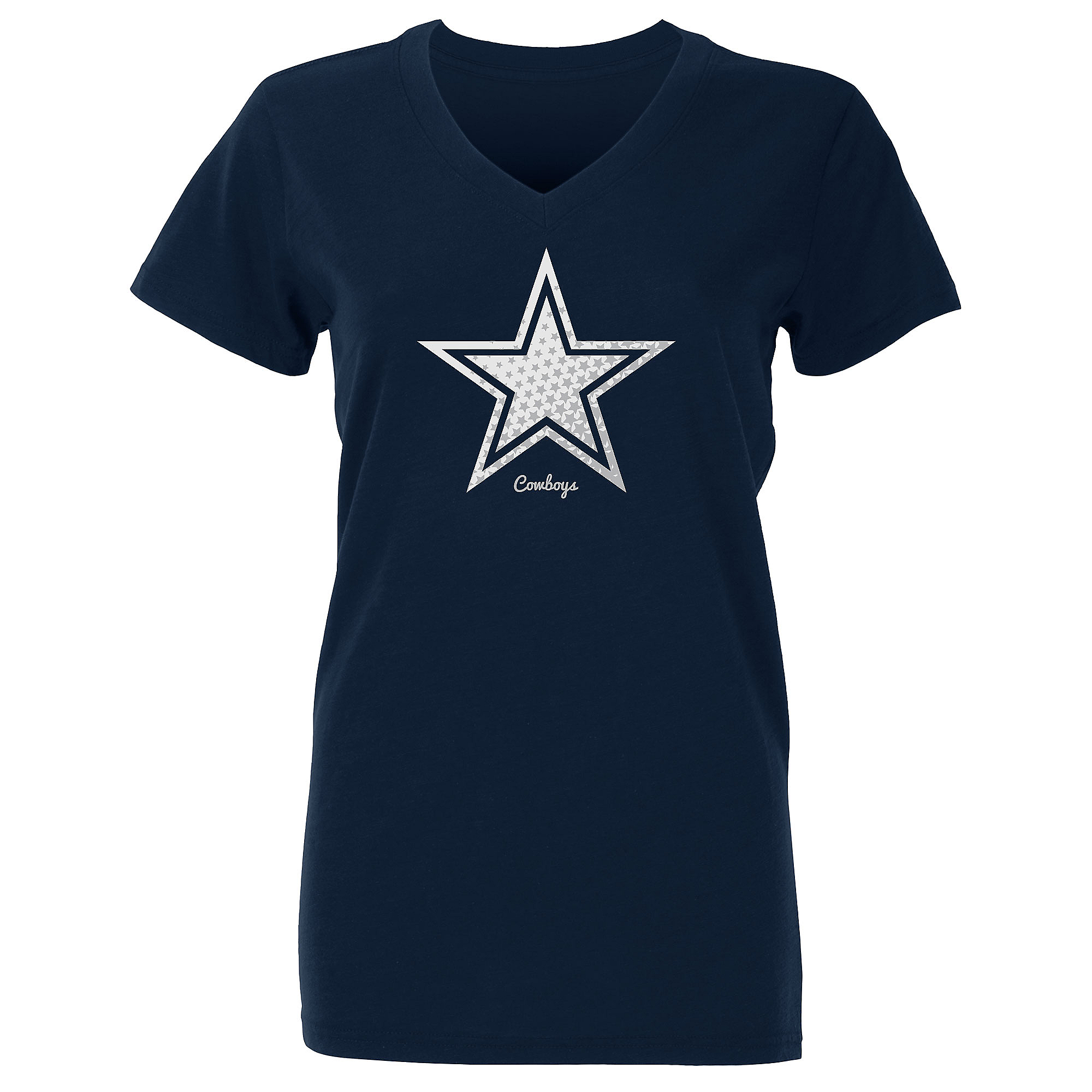 Dallas Cowboys Girls Comet Tee