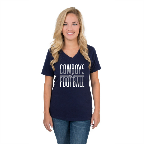 Dallas Cowboys Cosset Tee