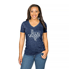 Dallas Cowboys Cygnet Tee