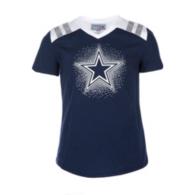 Dallas Cowboys Girls Decker Tee