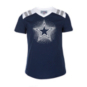 Dallas Cowboys Girls Decker Tee
