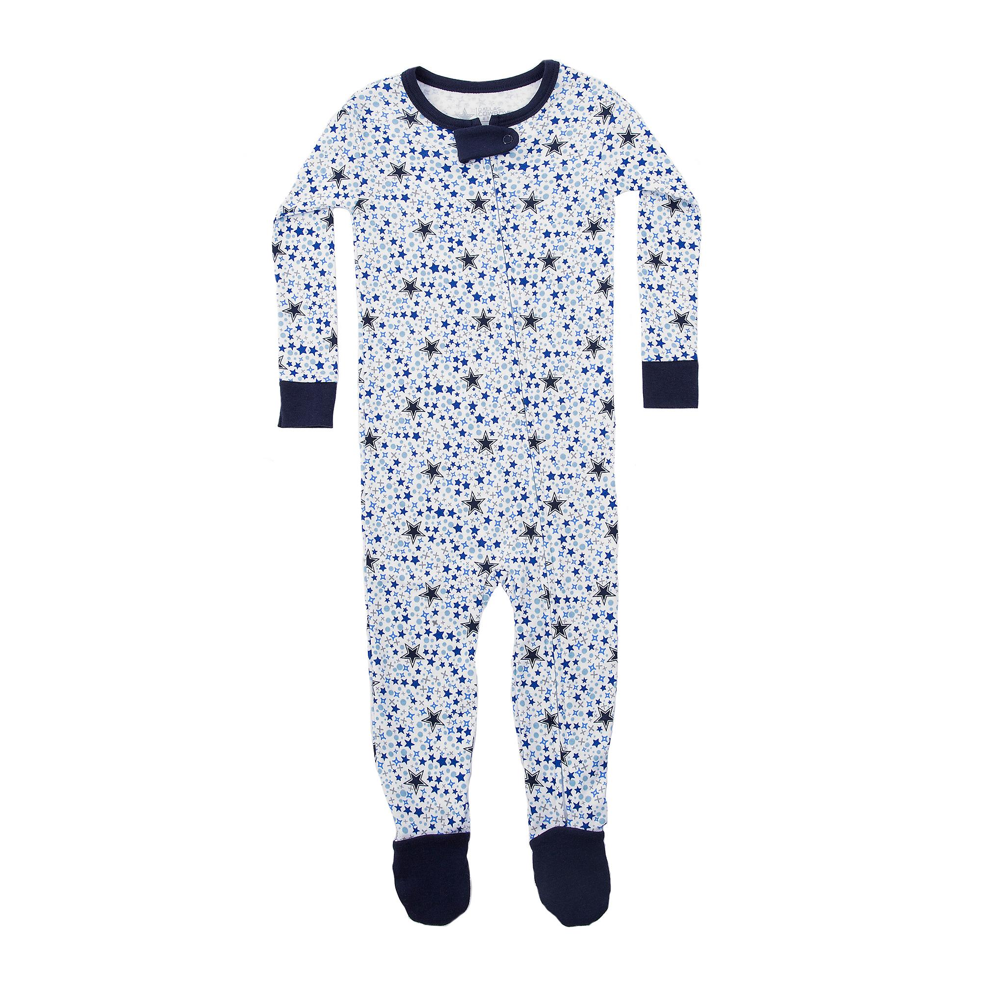 Dallas Cowboys Infant Dobbin Sleep Set