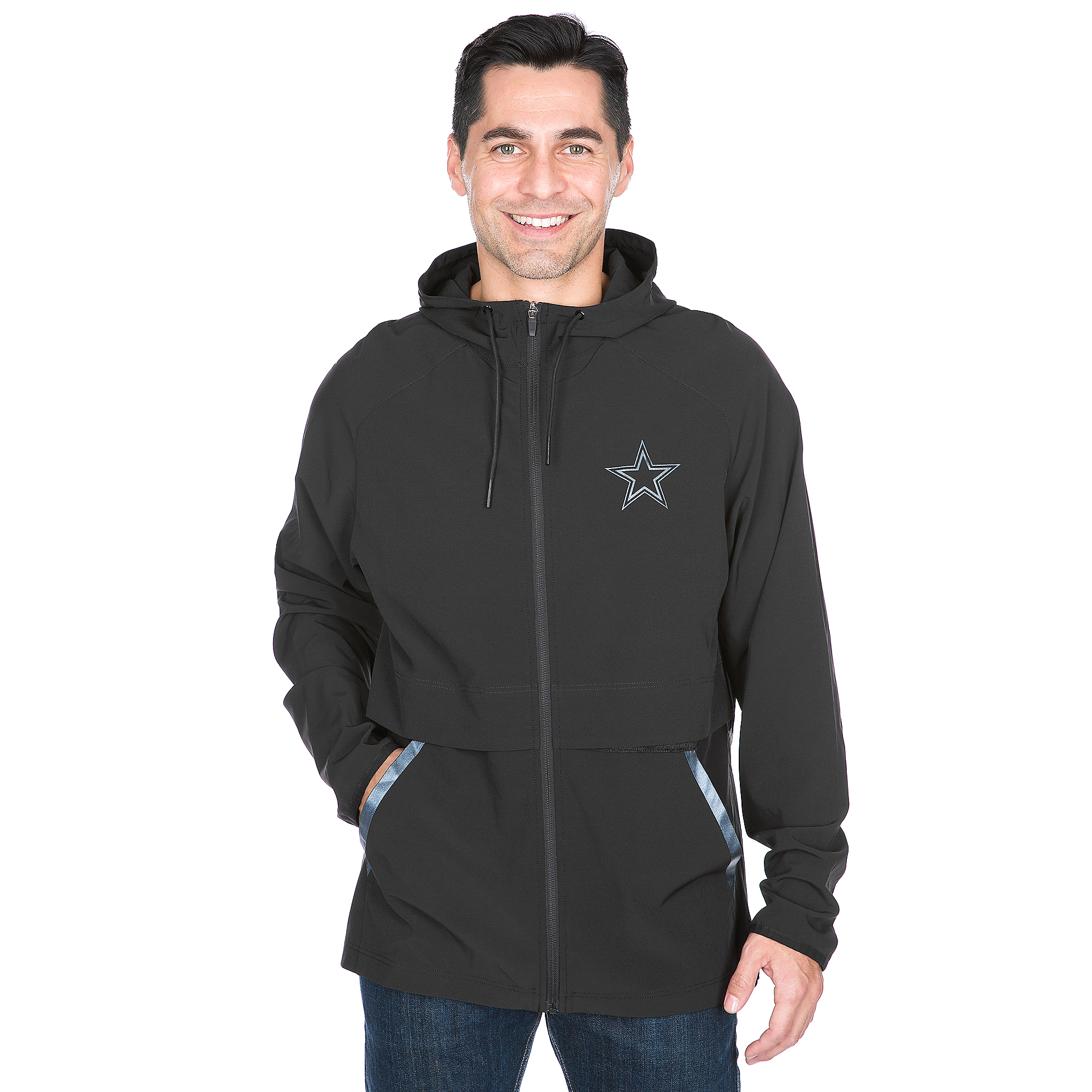 Dallas Cowboys Shock Dorn Full-Zip Jacket