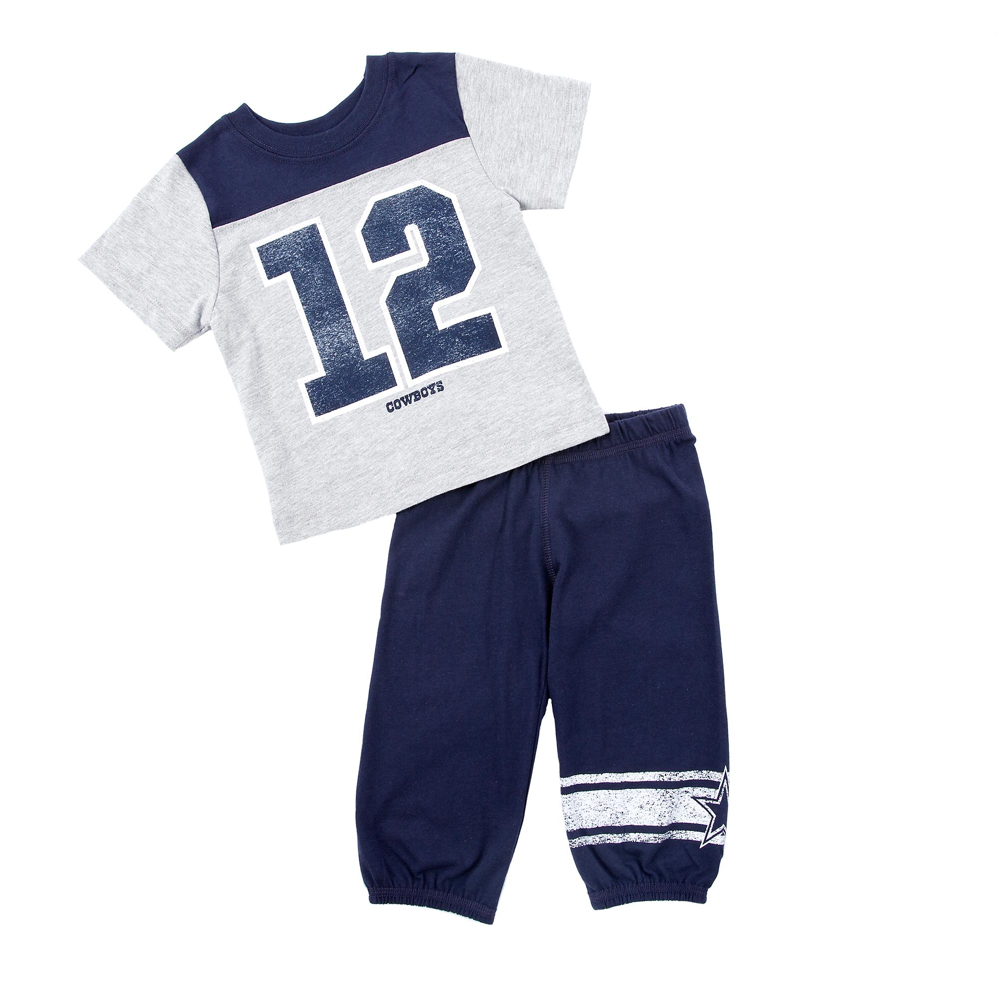 Dallas Cowboys Infant Ernie Set