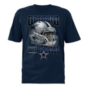 Dallas Cowboys Youth Fierce Helmet Tee