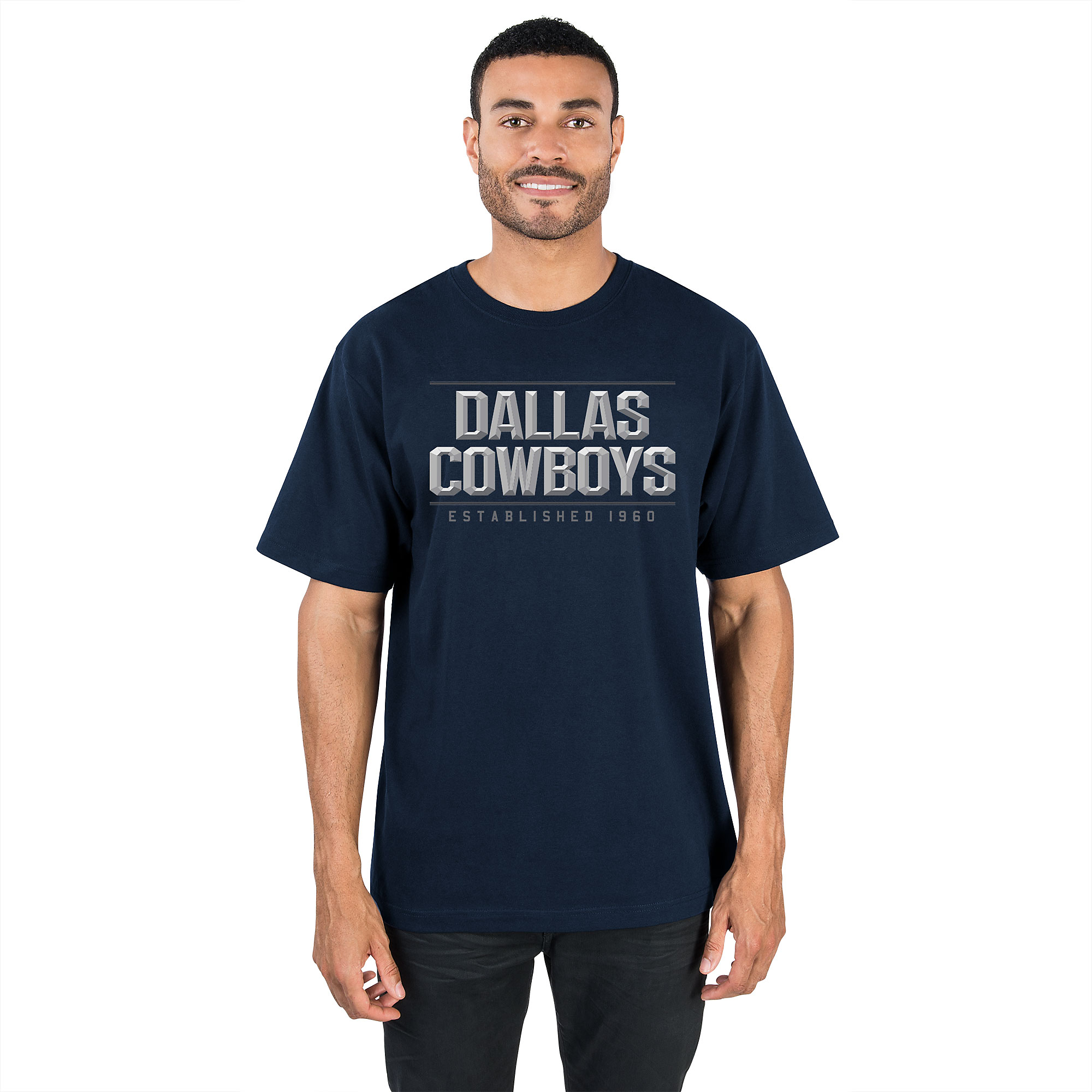 Dallas Cowboys Forged Stats Tee