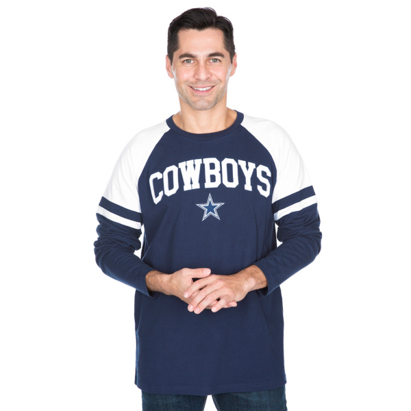 Dallas Cowboys Gaucho Long Sleeve Tee