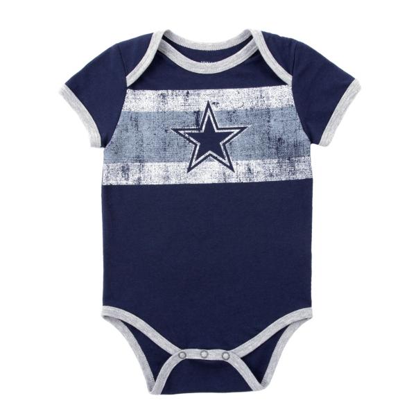 Dallas Cowboys Infant Gizmo Bodysuit