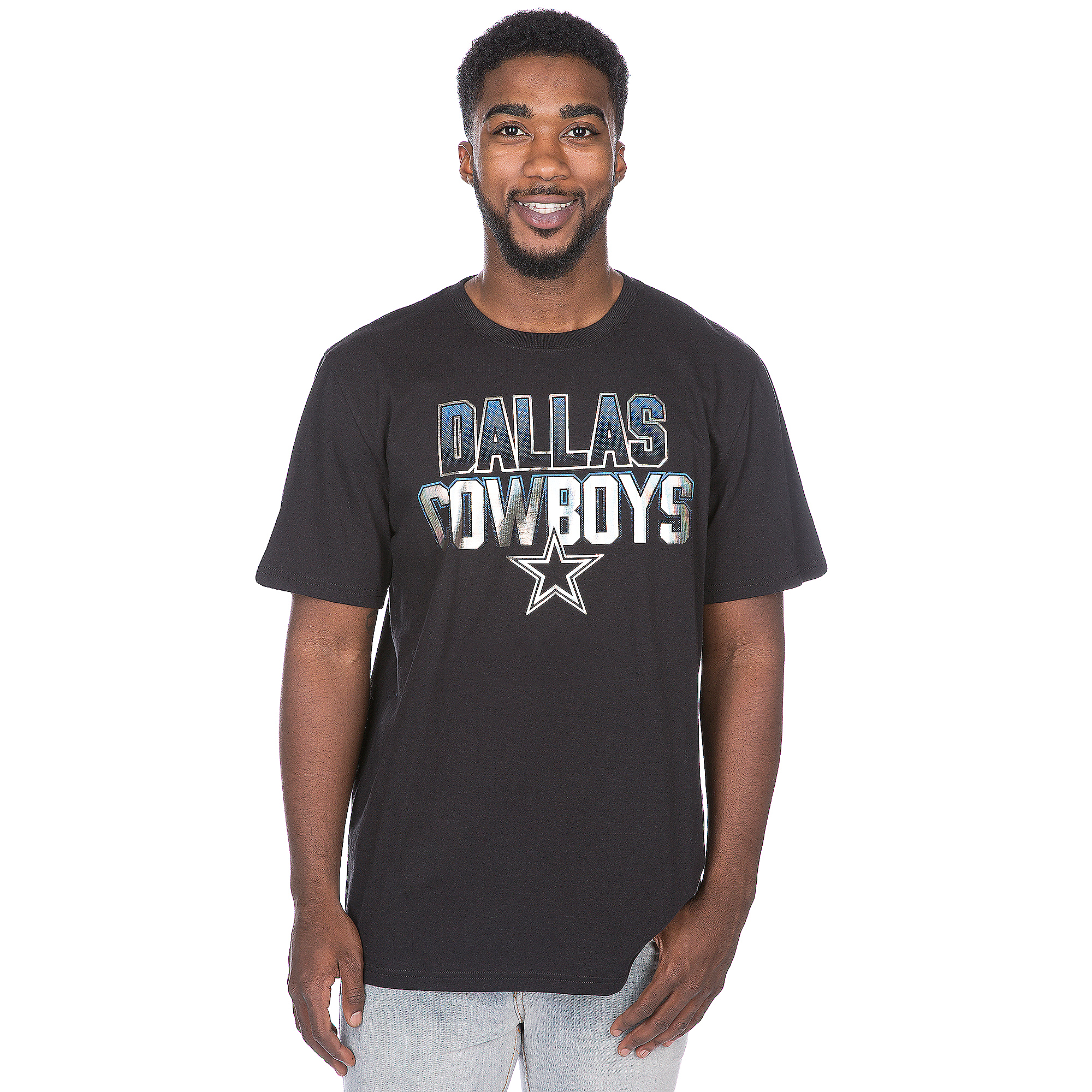 Dallas Cowboys Halo Stack Tee